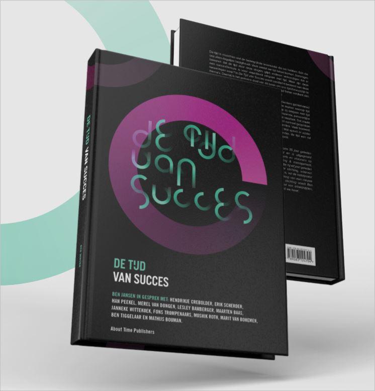 boek de tijd van succes