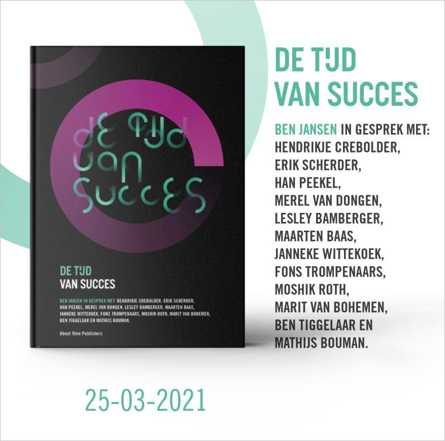 boek tijd van succes stichting time design