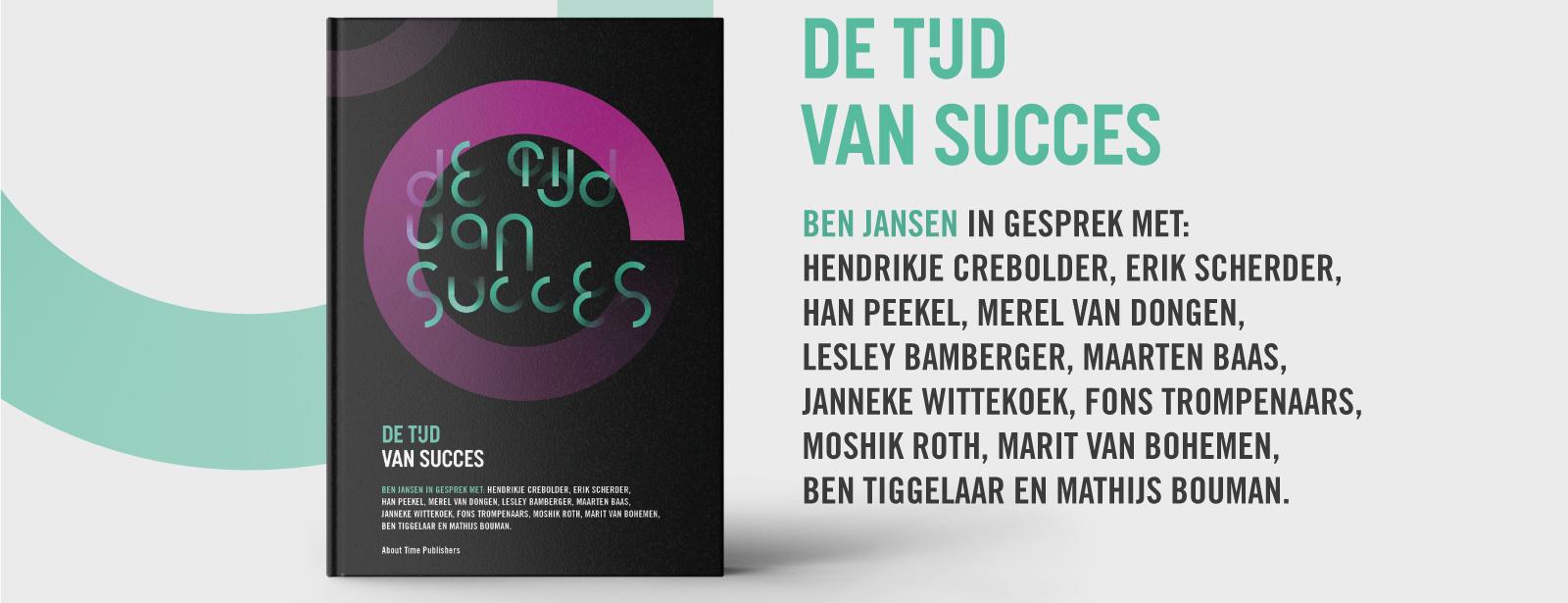 boek tijd van succes